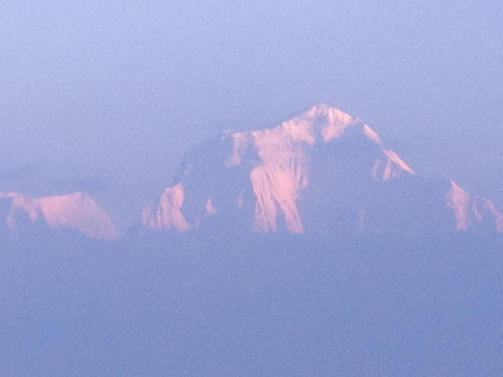 ネパールの旅